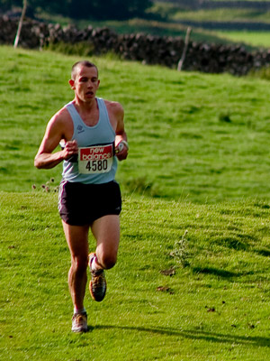 Winner of the 2010 Fell Race